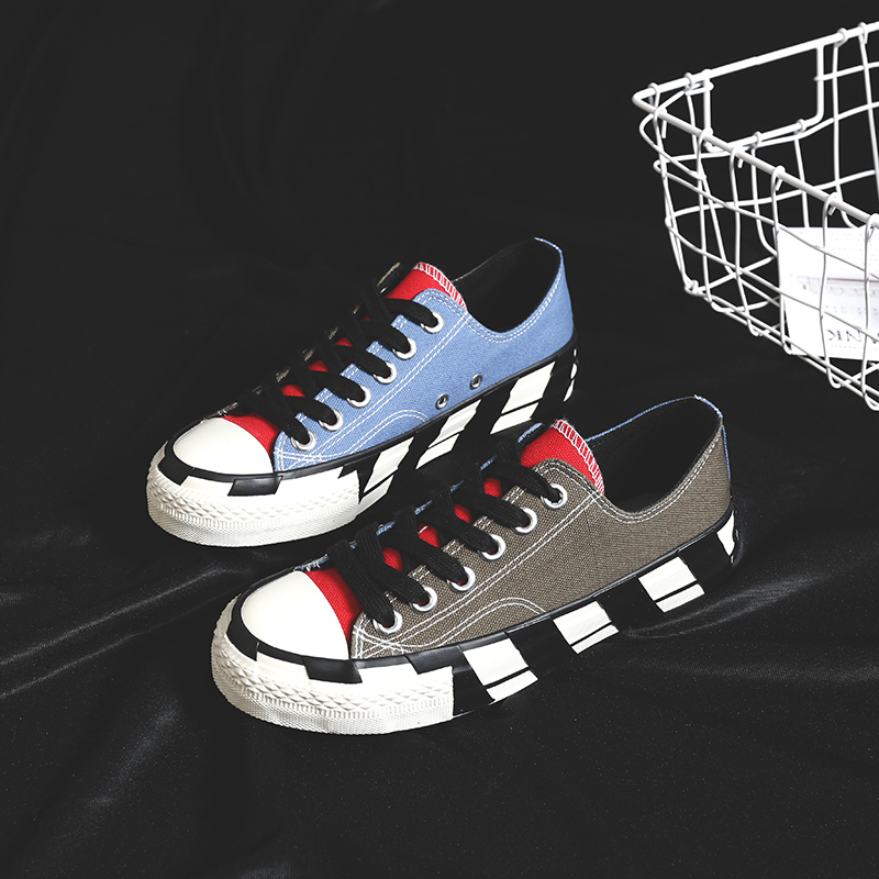 modern vulc shoes personalized for schooling