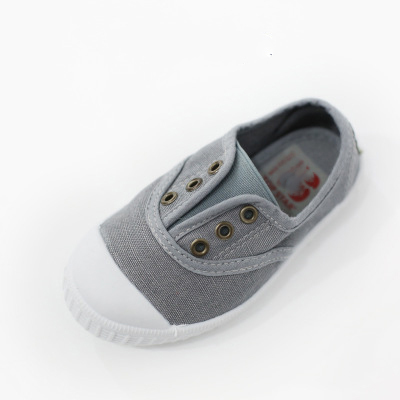 Group purchase slip on baby gym shoes
