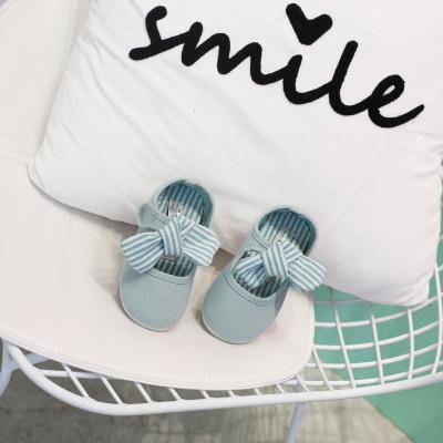 Custom slip on baby gym shoes