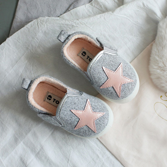 Types slip on baby gym shoes