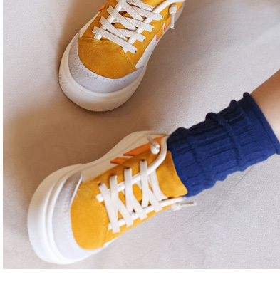 Factory lace up baby gym shoes