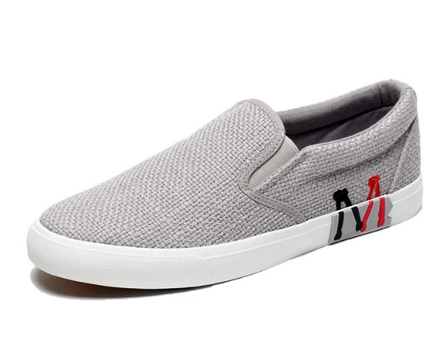 National slip on men sneakers