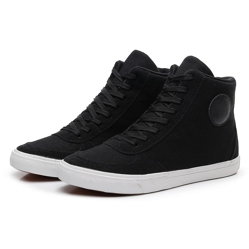 Niche high top men sneakers