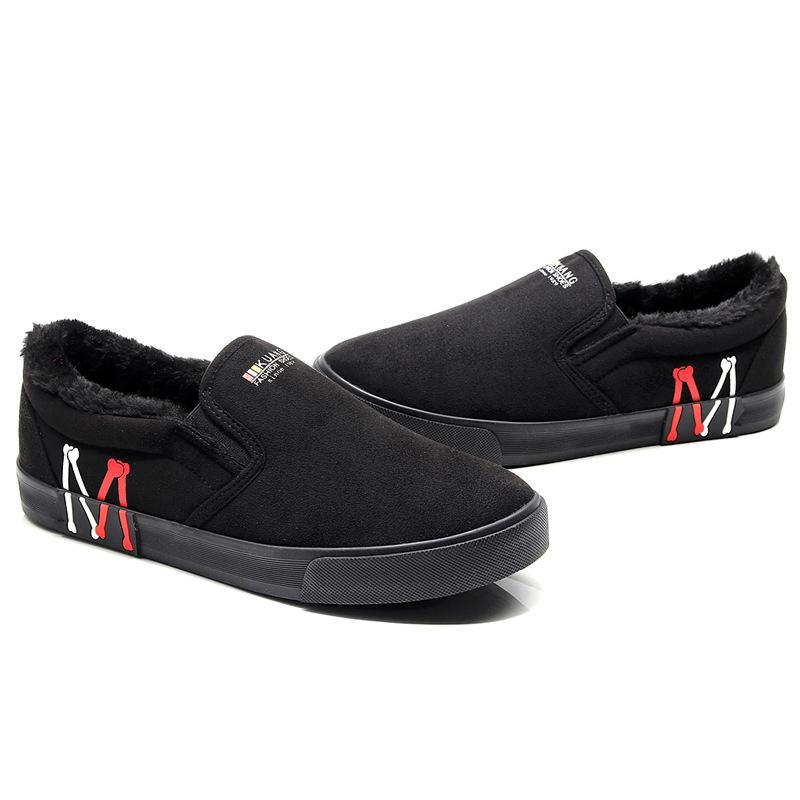 Group buying slip on men sneakers