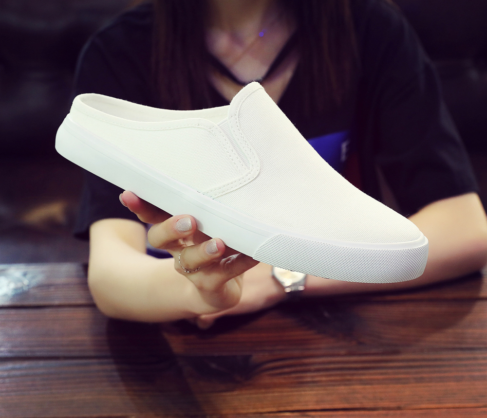 Comfortable slip on men sneakers