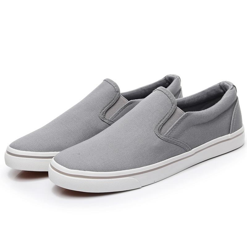 Latest slip on men sneakers