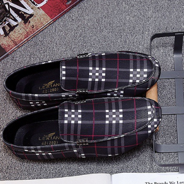 National man slip on casual shoes