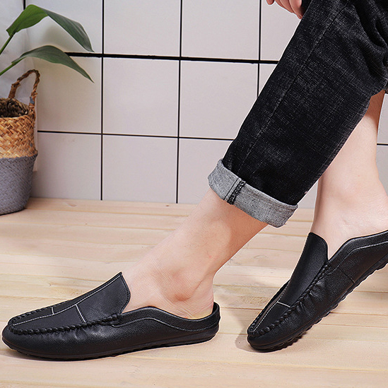 Wholesale man slip on casual shoes