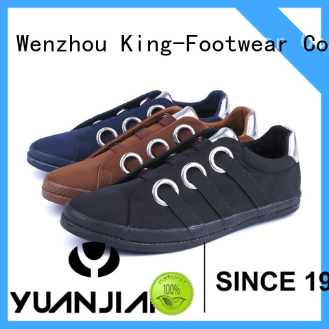 King-Footwear hot sell vulcanized sole design for sports