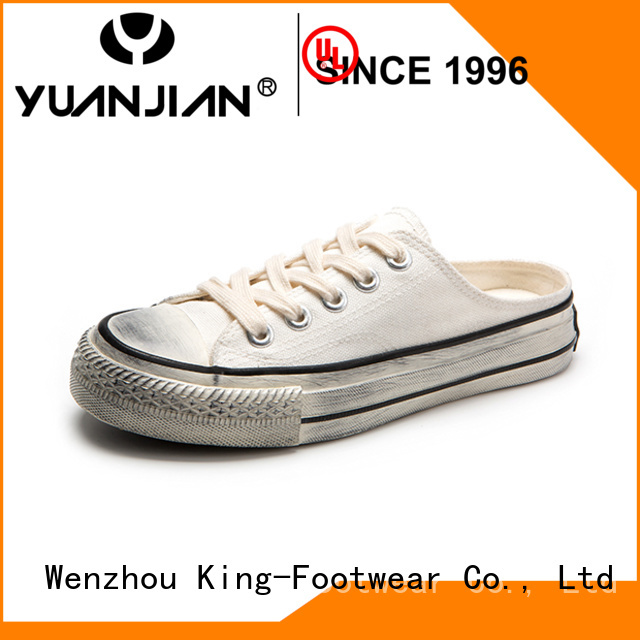 durable canvas shoes for girls wholesale for travel