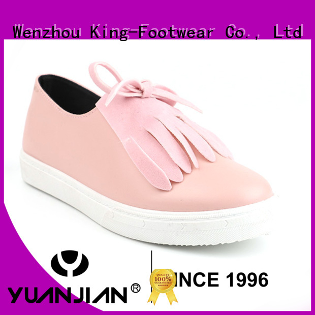 King-Footwear custom construction shoes factory for children