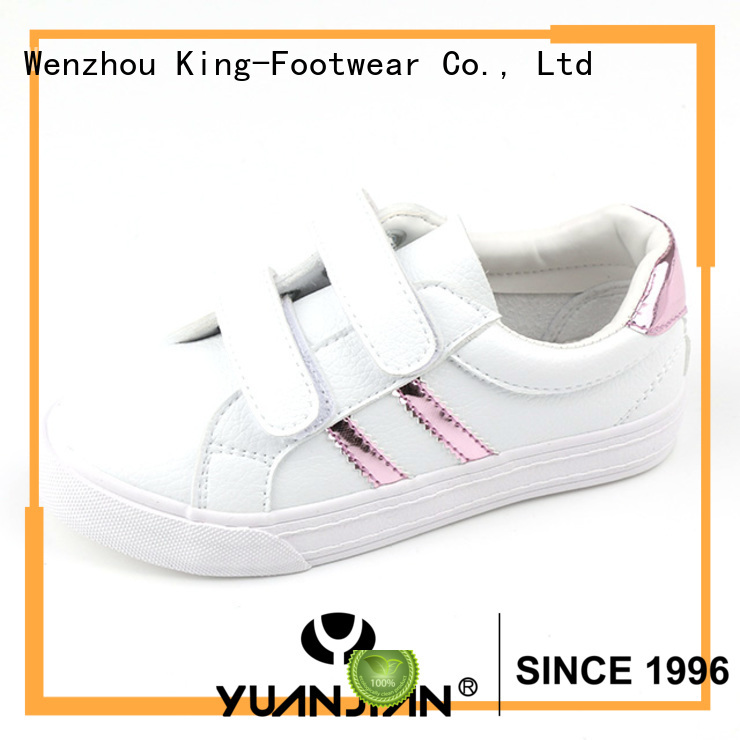 King-Footwear top casual shoes design for schooling