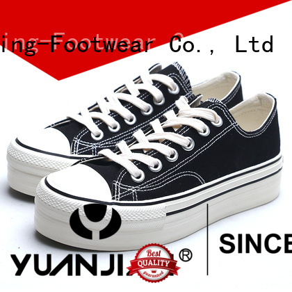 hot sell vulcanized rubber shoes design for sports