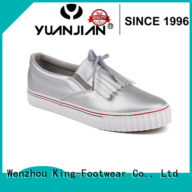 King-Footwear fashionable mens shoes design for traveling