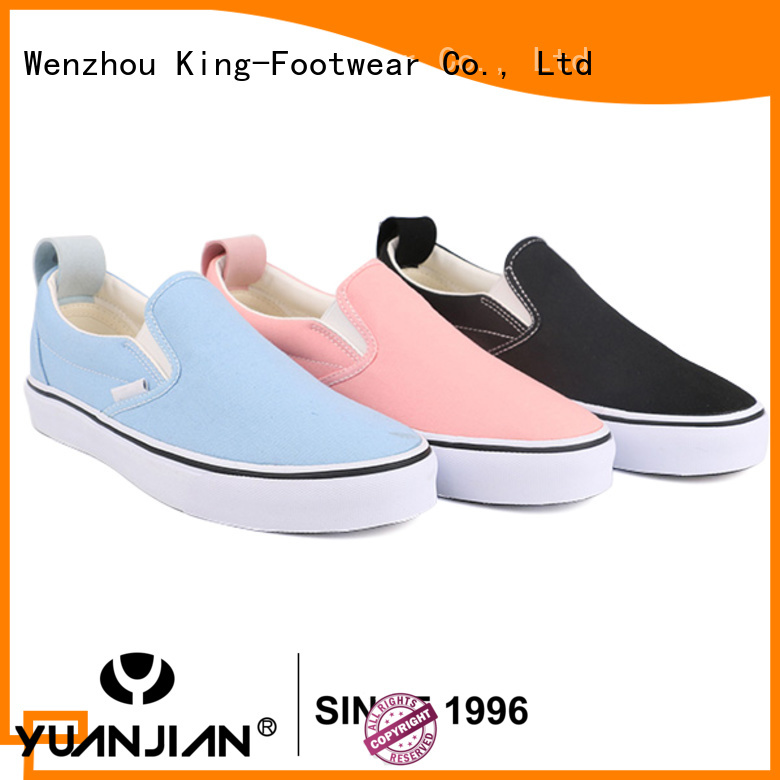 King-Footwear hot sell casual style shoes supplier for schooling
