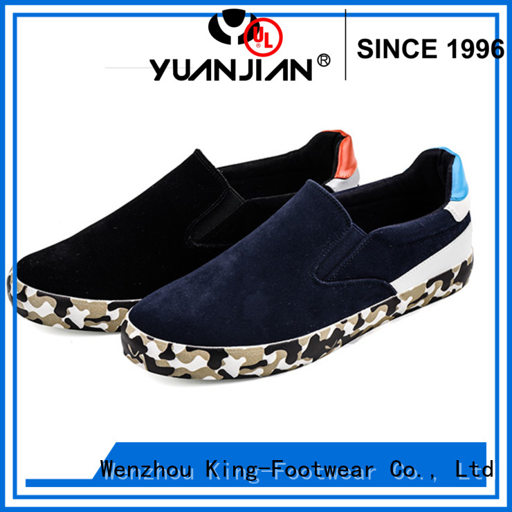 fashion pu footwear personalized for traveling