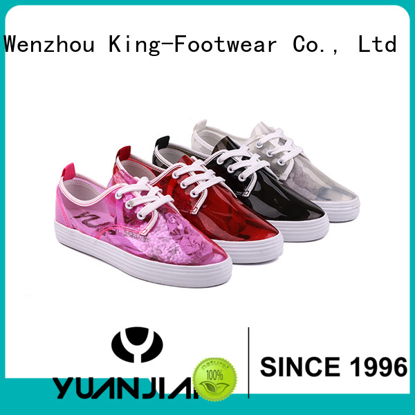 King-Footwear modern cool skateboard shoes for traveling