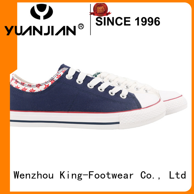 durable fashion canvas shoes promotion for working