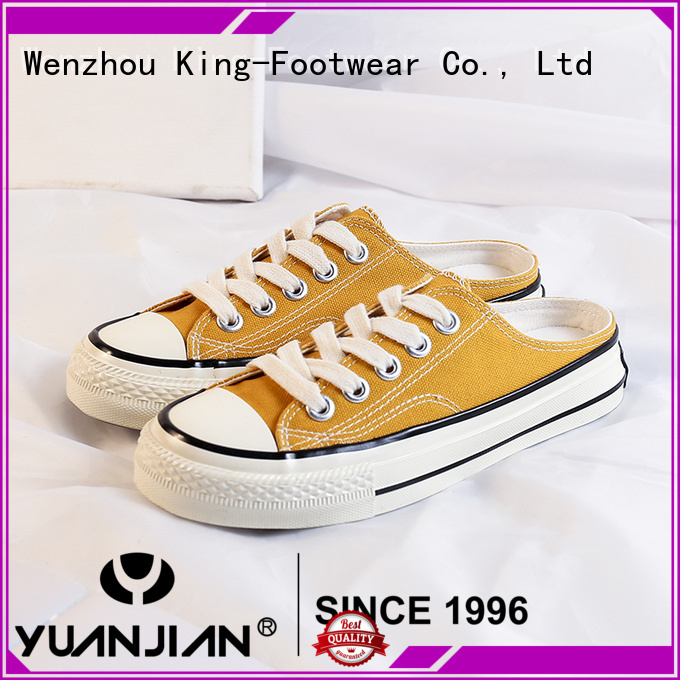 good quality sports canvas shoes wholesale for working