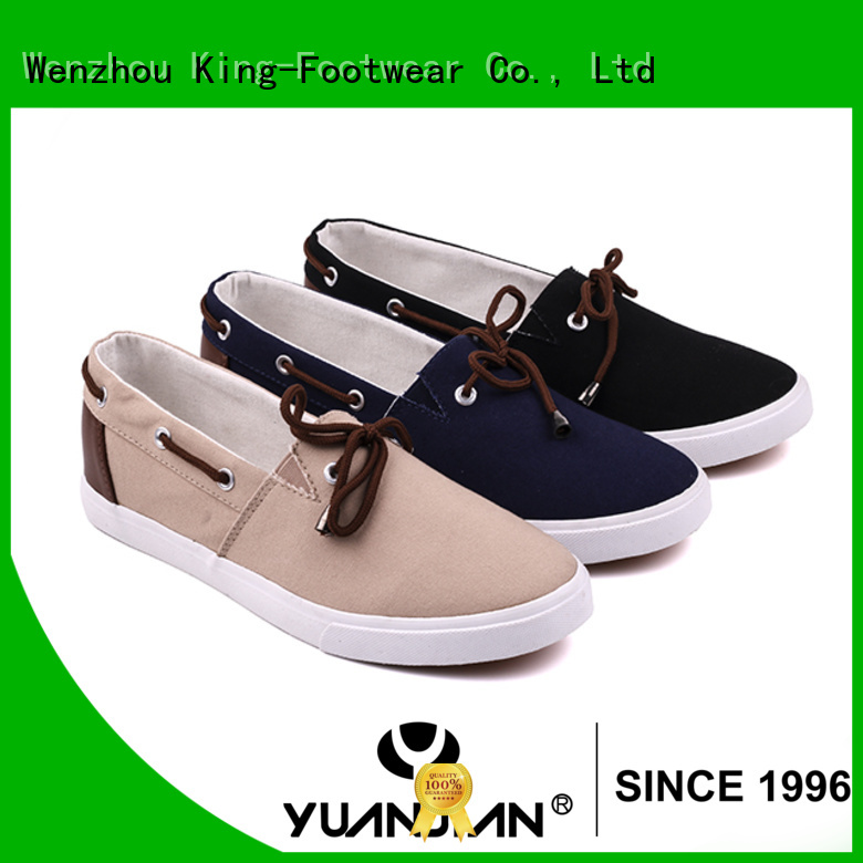 good quality canvas shoes without lace factory pricefor travel