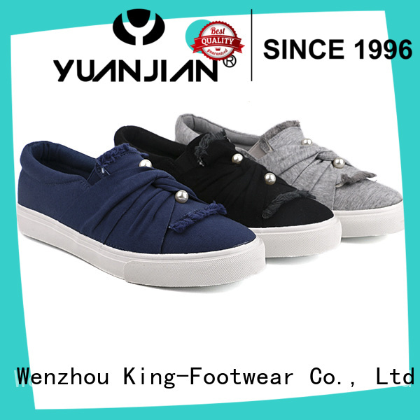 King-Footwear fashion casual skate shoes supplier for sports