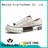 King-Footwear beautiful casual canvas shoes womens manufacturer for working