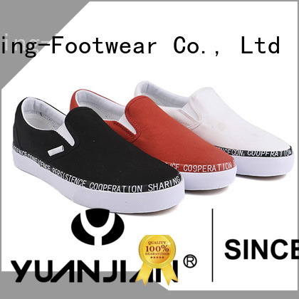 King-Footwear hot sell canvas sports shoes promotion for daily life