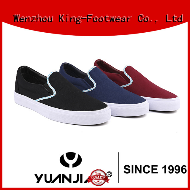 King-Footwear school canvas shoes wholesale for working