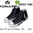 King-Footwear skate sneakers supplier for schooling