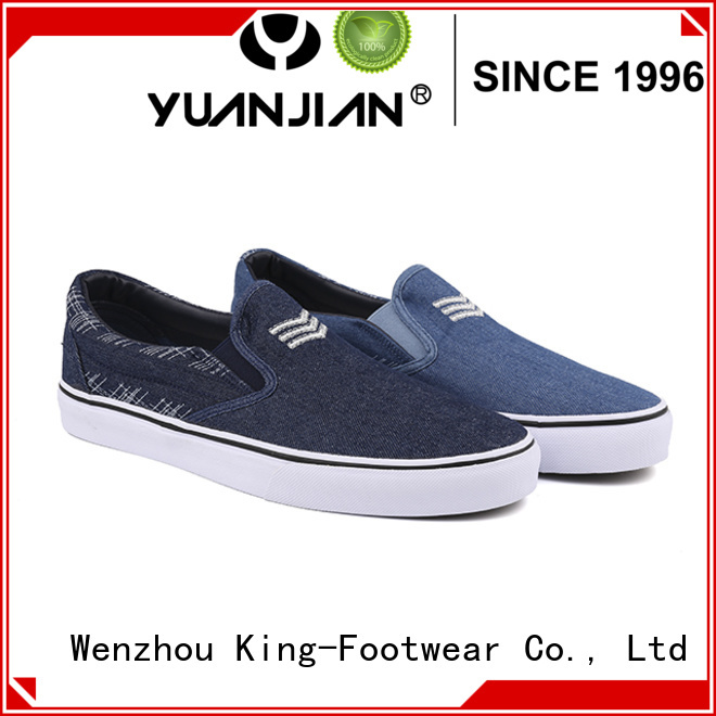 King-Footwear fashion high top skate shoes factory price for traveling