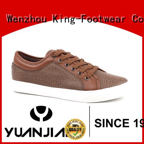 King-Footwear leisure fabric sneaker on sale for women