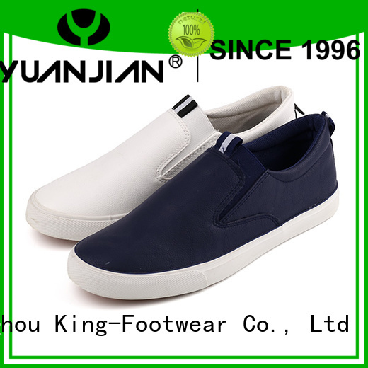 King-Footwear pu leather shoes supplier for schooling
