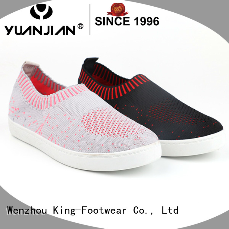 King-Footwear latest shoe sole types supply for children