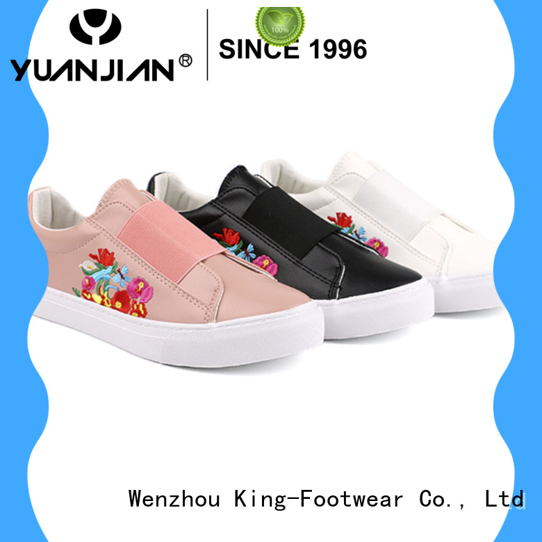 King-Footwear hot sell footwear shoes supplier for sports