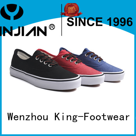 King-Footwear fashion goth shoes mens personalized for occasional wearing