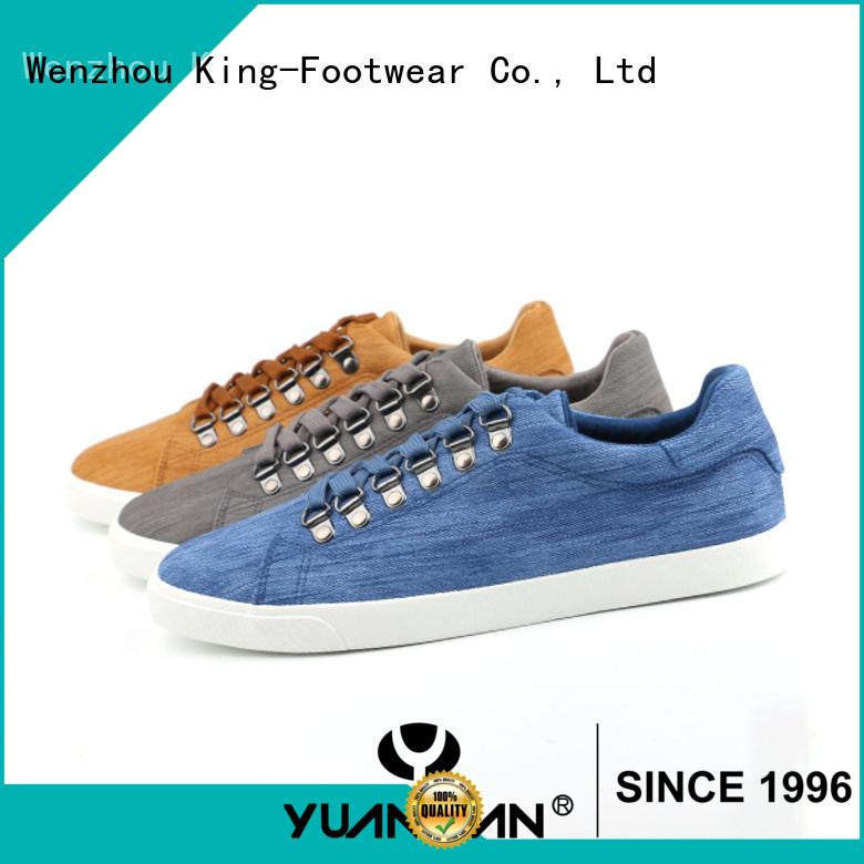 King-Footwear leisure stylish sneaker wholesale for kids