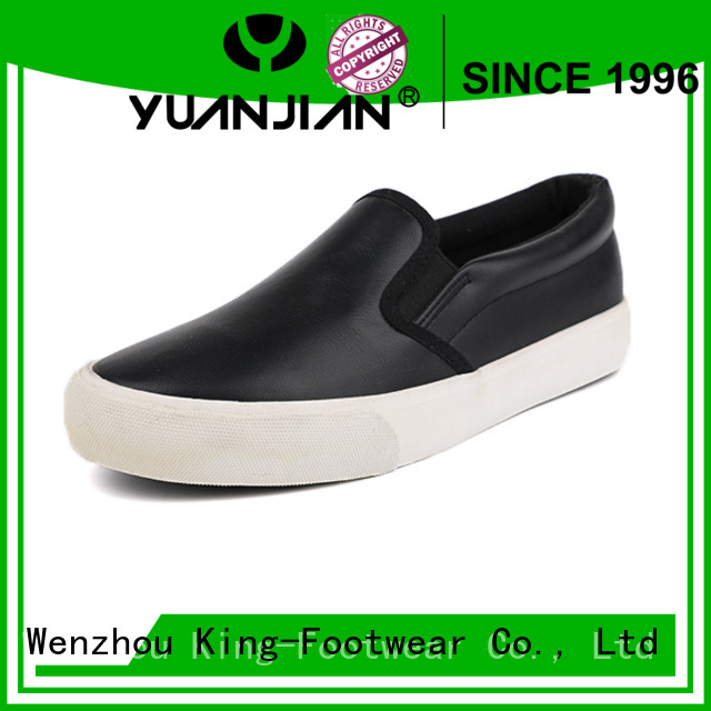 King-Footwear popular goth shoes mens supplier for sports