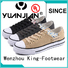 hot sell canvas casual shoes promotion for daily life