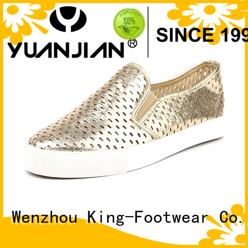 King-Footwear hot sell fashion footwear factory price for schooling
