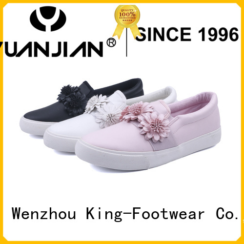 King-Footwear hot sell skateboard sneakers supplier for occasional wearing