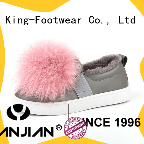 King-Footwear popular types of skate shoes supplier for sports
