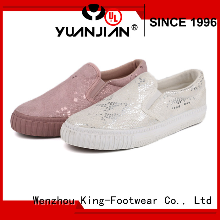 King-Footwear popular types of skate shoes design for occasional wearing