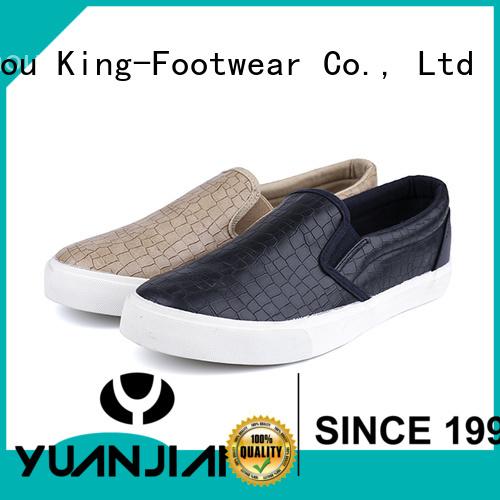 King-Footwear popular comfort footwear design for traveling