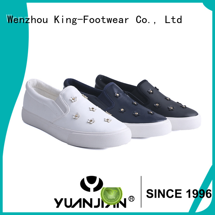 King-Footwear fashionable mens shoes personalized for schooling