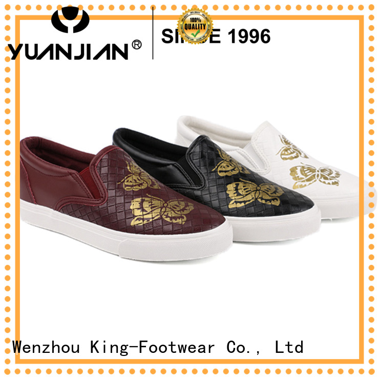 King-Footwear pvc shoes factory price for occasional wearing