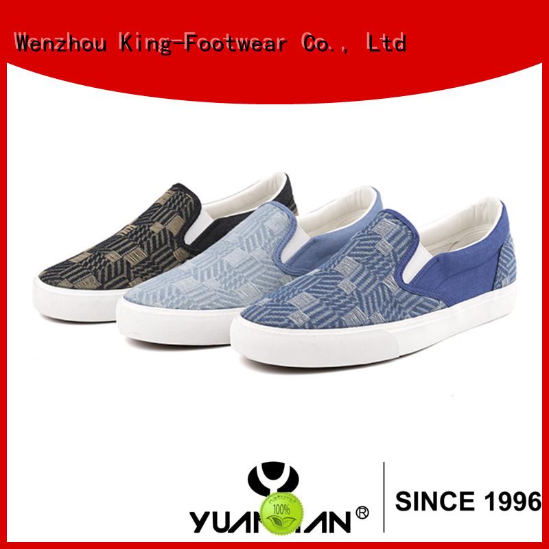 King-Footwear fashion pu shoes design for schooling