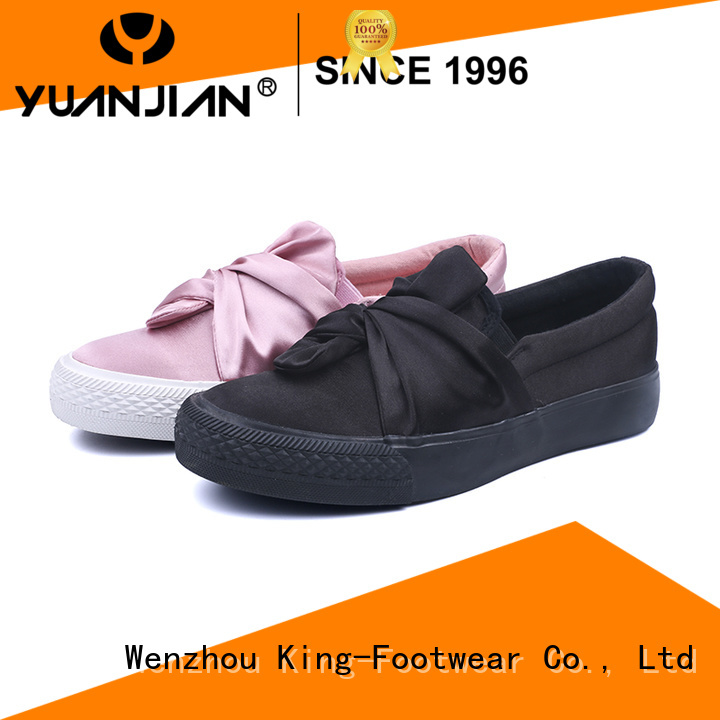 King-Footwear casual slip on shoes factory price for traveling
