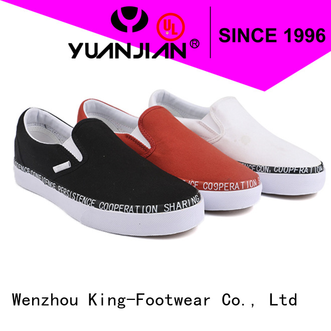 good quality wholesale canvas shoes wholesale for daily life