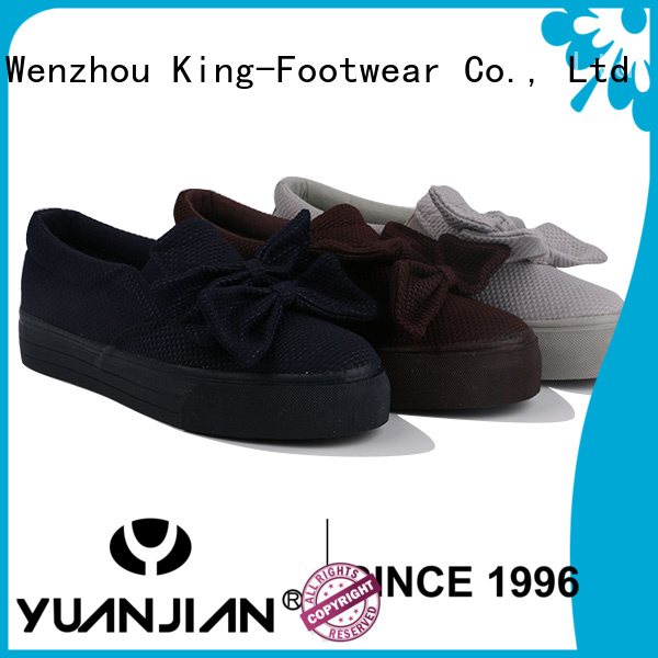 King-Footwear types of skate shoes factory price for schooling
