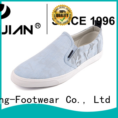beautiful canvas shoes without lace manufacturer for school